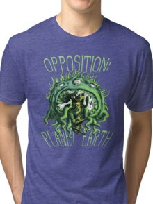 Opposition: Planet Earth Tri-blend T-Shirt