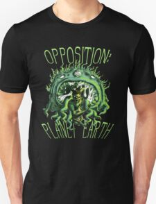 Opposition: Planet Earth T-Shirt