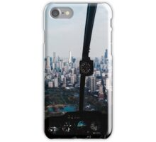 Helicopter Views iPhone Case/Skin