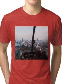 Helicopter Views Tri-blend T-Shirt