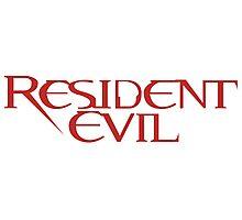 Resident evil Photographic Print