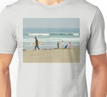 WINTER DAY SAN DIEGO Unisex T-Shirt