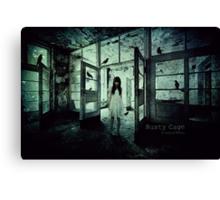 Rusty Cage Canvas Print