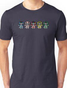 Chibi-Fi Bioman Unisex T-Shirt