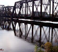 Crested Bridge by PhoteauxGenetix