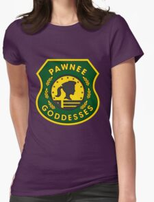 Pawnee Goddesses Womens Fitted T-Shirt