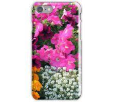 Flower carpet iPhone Case/Skin