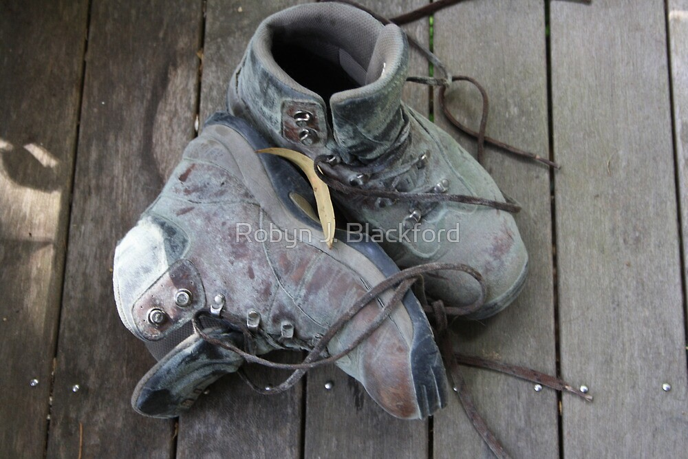 Mouldy Boots by aussiebushstick