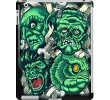 The Horrific Four iPad Case/Skin