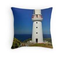 Cape Otway Lightstation Throw Pillow