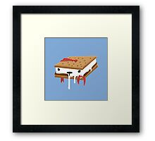 Gimme S'more Puft  Framed Print