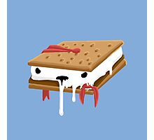 Gimme S'more Puft  Photographic Print