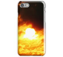 Sun iPhone Case/Skin