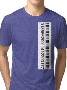 Music stats Tri-blend T-Shirt