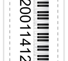 Music stats Sticker