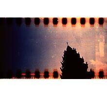 monument, kampong chnang, cambodia Photographic Print