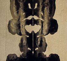 INKBLOT  # 032 by Laura E  Shafer
