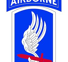 173rd Airborne Brigade Combat Team (US Army) by wordwidesymbols