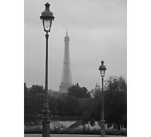 Eifel Tower, Paris Photographic Print
