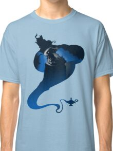 The Genie and the Moon  Classic T-Shirt