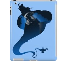 The Genie and the Moon  iPad Case/Skin