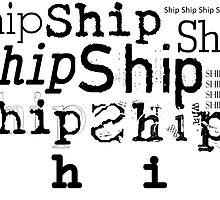 Ship by gekoladie
