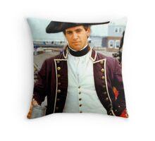 Mr. Christian ! Throw Pillow