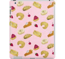 Pastry Print Pink iPad Case/Skin