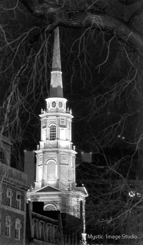 Park Street Church  by OntheroadImage