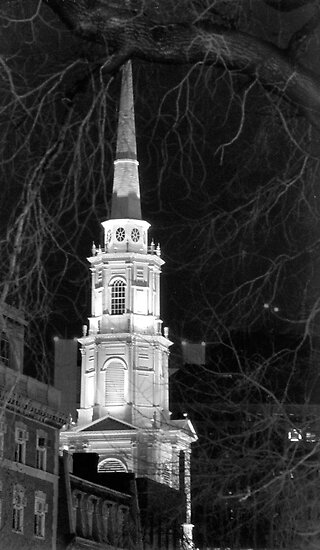 Park Street Church  by OntheroadImage