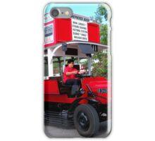 Old London Bus iPhone Case/Skin