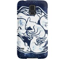 World of Foxes (one color) Samsung Galaxy Case/Skin