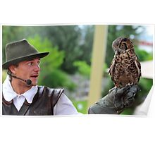 falconer Poster