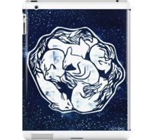 World of Foxes (one color) iPad Case/Skin