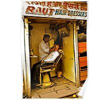Hair Dresser Poster
