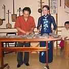 Traditional Vietnamese Instruments.  by machka