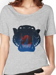 The Cave of Wonders  Women's Relaxed Fit T-Shirt