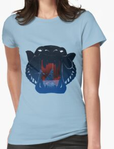 The Cave of Wonders  Womens Fitted T-Shirt