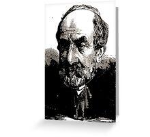 Georges Lafosse Vincent Audren de Kerdrel Greeting Card