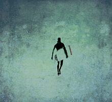 Surfer by Anne Staub
