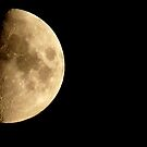 August Moon,..half- full by MaeBelle