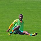 Salomon Kalou by neil harrison