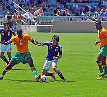 International Football by neil harrison