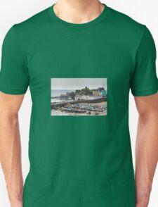Tenby Harbour, Pembrokeshire T-Shirt