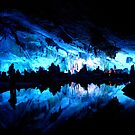 Reed Flute Cave - Guillin - China (Best viewed Larger) by Alwyn Simple