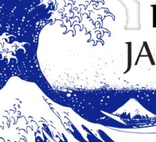PRAY FOR JAPAN - Hokusai Sticker