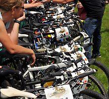 mountain bikes by neil harrison