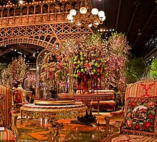 "Philadelphia Flower Show ""Springtime in Paris"". by vadim19"