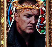 Josh Homme The Martyr by Finn den Boeft