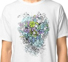 Elves and flowers Classic T-Shirt